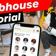 🏘🎉 Clubhouse App Tutorial deutsch