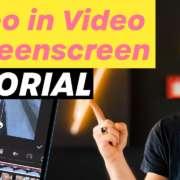 💣💫 Video im Video & Greenscreen Tutorial