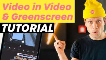 ??Video-Hack Video im Video und Hintergrund freistellen Tutorial | #FragdenDan