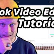 📹 🕹 TikTok Video Editor – Tutorial