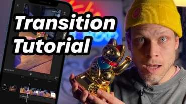 ??♂️Der magische Video-Schnippser –Transition Tutorial | #FragdenDan