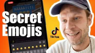 💥🚀 TikTok Hacks: geheime Emojis & eigene TikTok Sticker | #FragdenDan