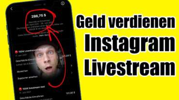 💸 Instagram Livestream Geld verdienen | #FragdenDan #einfachdan